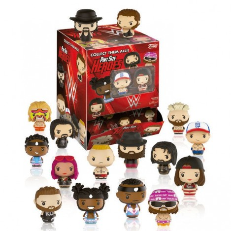 Figure Pint Size WWE