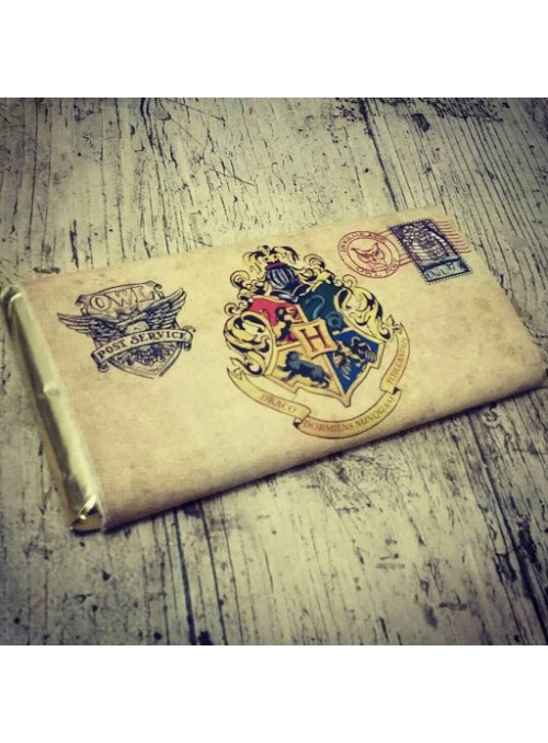 Tableta ''Wonkabar'' Carta a Hogwarts - Harry Potter