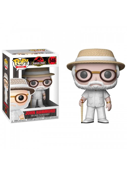 Figure POP John Hammond - Jurassic Park