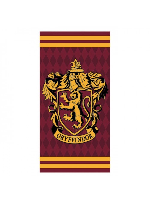 Toalla Gryffindor - Harry Potter