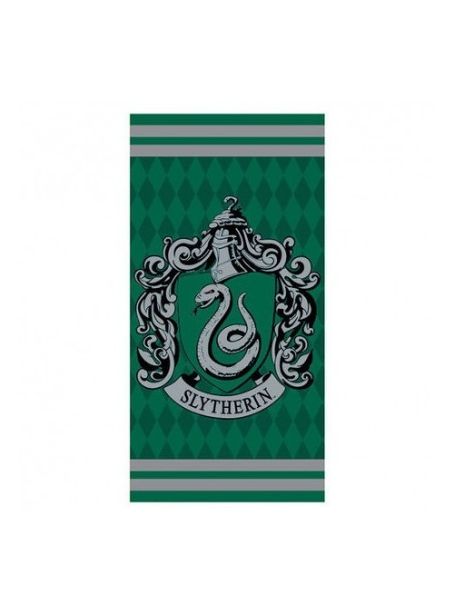 Toalla Slytherin - Harry Potter