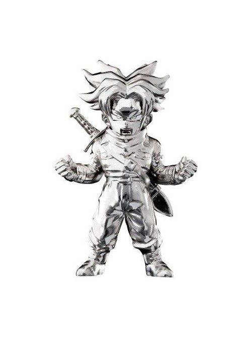 Figura Super Saiyan Trunks (Future) 7 cm - Dragon Ball BTN