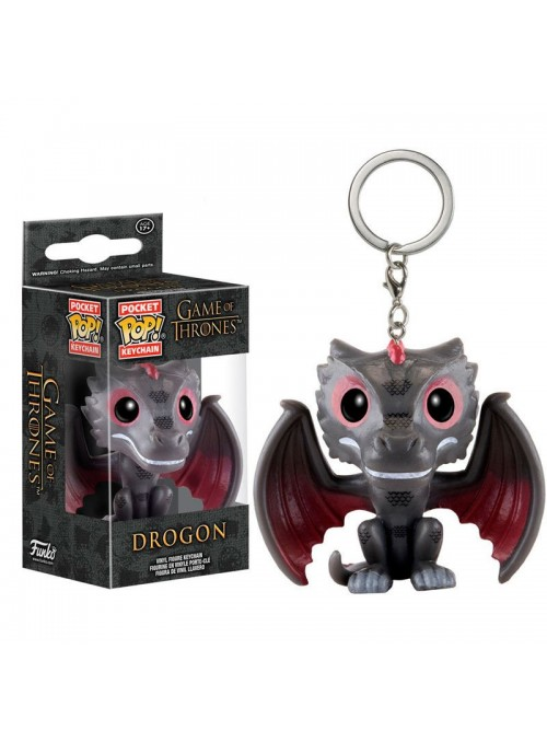 Keychain POP Drogon - Game of Thrones