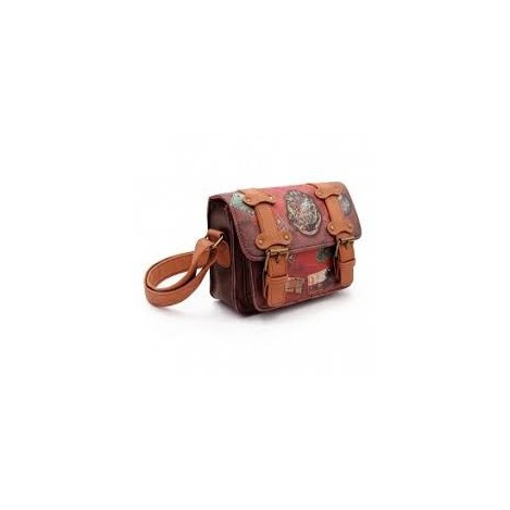 Bolso Satchel Maleta Hogwarts - Harry Potter
