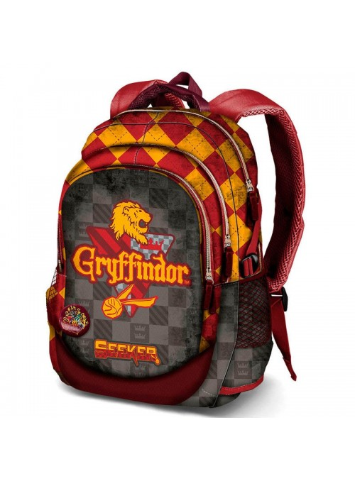 Mochila Quidditch Gryffindor - Harry Potter