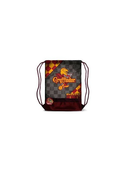 Bolsa Quidditch Gryffindor - Harry Potter