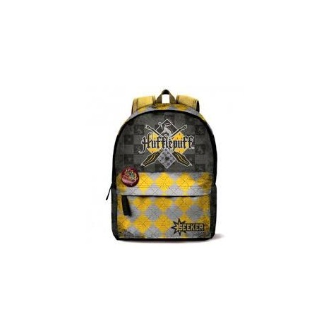 Mochila HS Quidditch Hufflepuff - Harry Potter