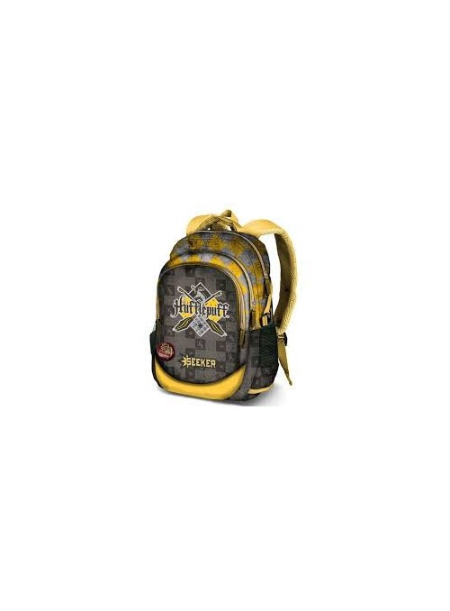 Mochila Running HS Quidditch Hufflepuff - Harry Potter