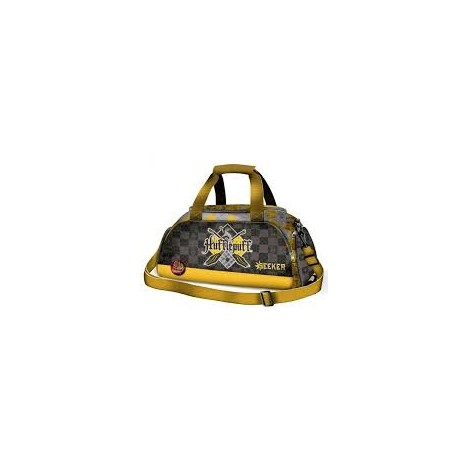 Bolsa Deporte Quidditch Hufflepuff - Harry Potter