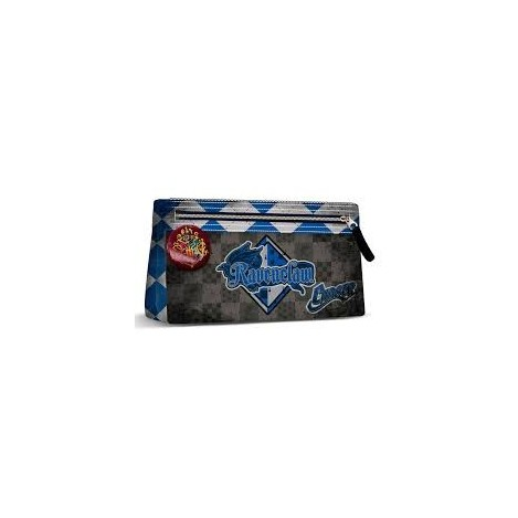 Estuche Plano Quidditch Ravenclaw - Harry Potter
