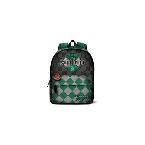 Mochila HS Quidditch Slytherin - Harry Potter