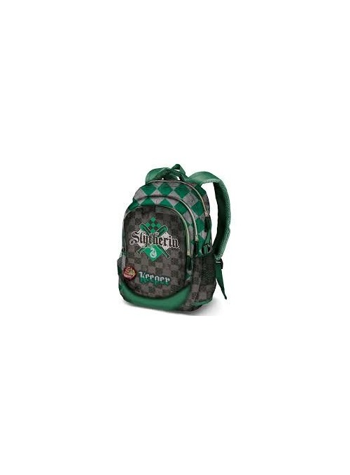Mochila Running HS Quidditch Slytherin - Harry Potter
