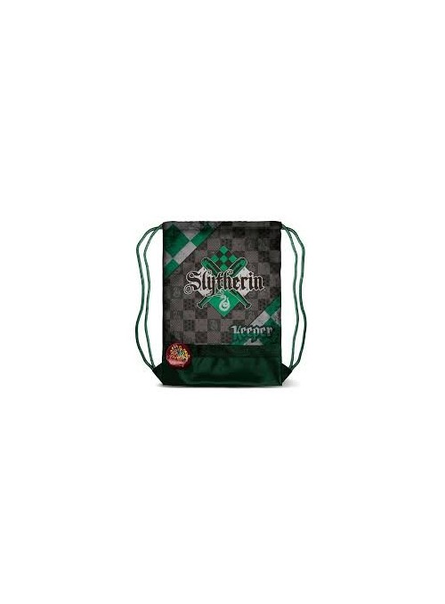 Bolsa Quidditch Slytherin - Harry Potter