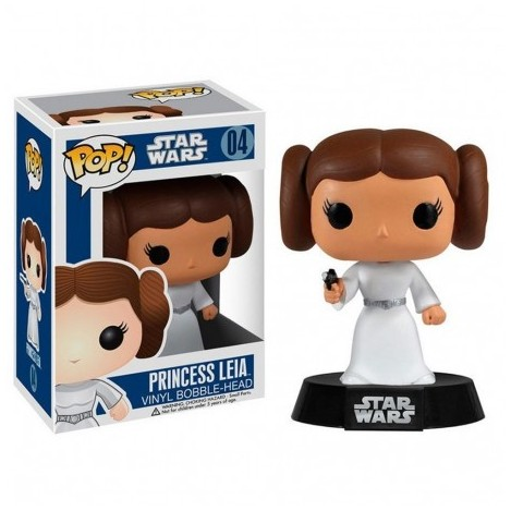 Figura Funko POP Princesa Leia - Star Wars