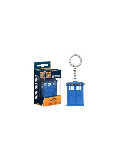 Llavero Funko POP Tardis - Doctor Who