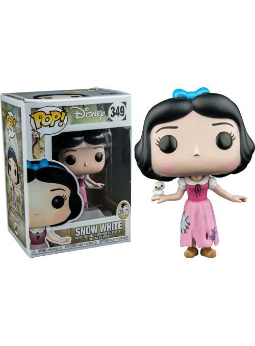 Figura POP Blancanieves Maid Outfit Exclusive - Disney