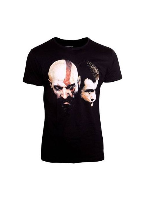 Camiseta Kratos Son-God Of War