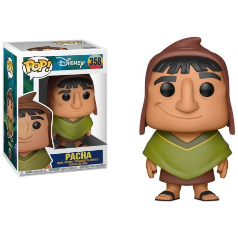Figure Funko POP Pacha - Disney's The emperor's new groove