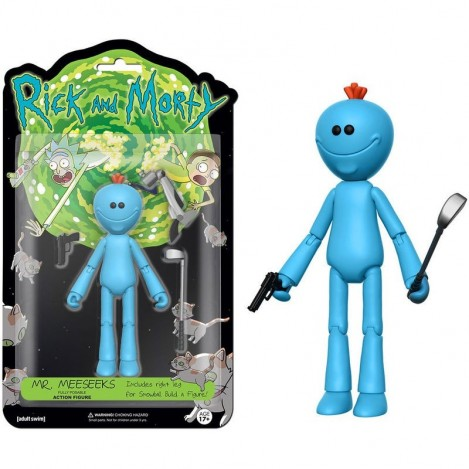 Figura Mr. Meeseeks - Rick and Morty