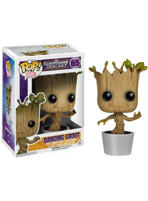 Figura POP de Ball Groot - Guardians de la Galàxia
