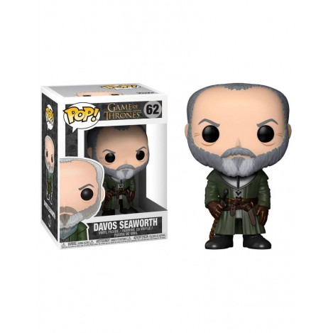 Figure Funko POP Be Davos Seaworth - Game of Thrones