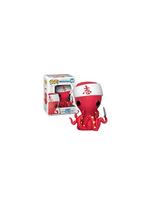 Figura Funko POP Chef - Monstruos S.A.