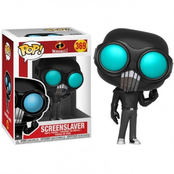 Los Funko Pop Screenslaver 2 Increibles Figura mnNw0v8