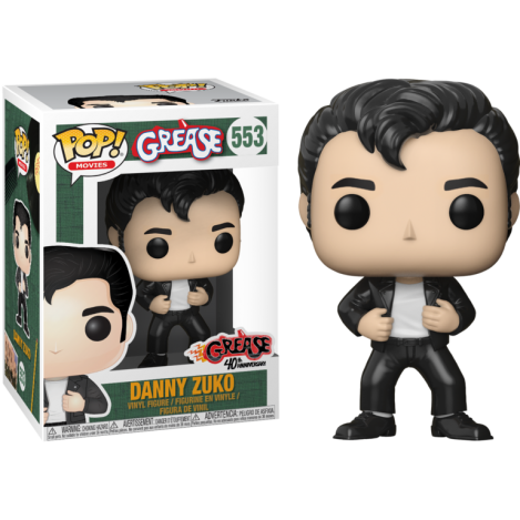 Figura Funko POP Dany Zuco - Grease