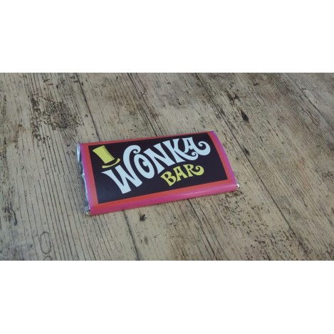 Tableta Wonka Bar Clásica