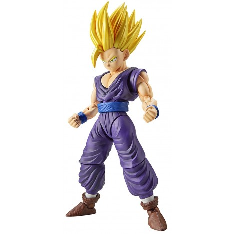Figura Son Gohan Super Saiyan 2 Model Kit Figura 15 cm - Dragon Ball