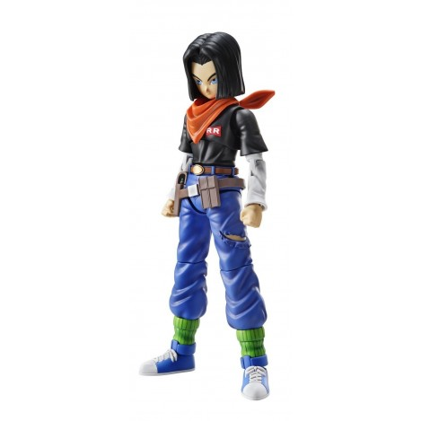 Androide C-17 Model Kit Figura 17 cm - Dragon Ball