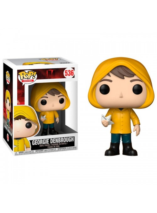 Figura Funko POP Georgie with Boat - It