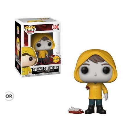 Figura Funko POP Georgie with Boat (Chase) - It