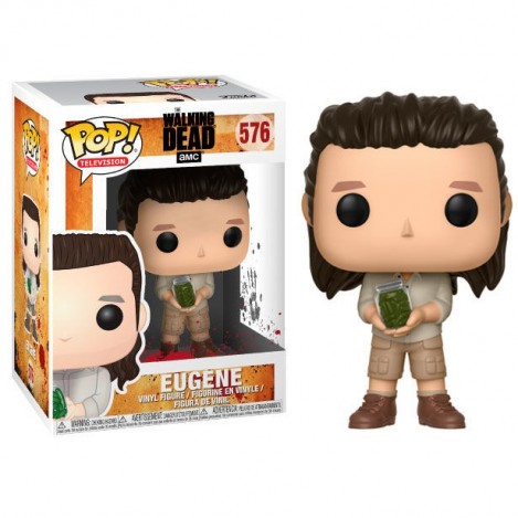 Figura Funko POP Eugene - The Walking Dead