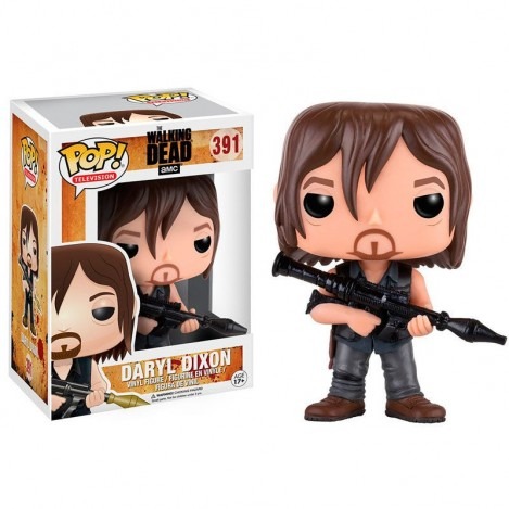 Figura Funko POP Daryl Dixon armado - The Walking Dead