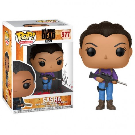 Figura Funko POP Sasha - The Walking Dead