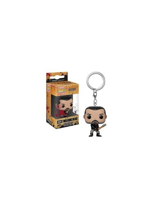Llavero Funko POP Negan - The Walking Dead