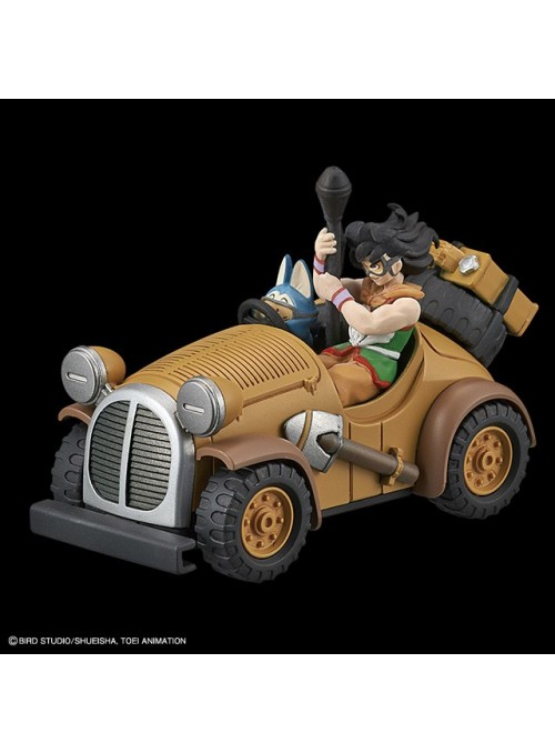 Yamcha Mighty Mouse Model Kit Vol. 5 Replica 8 CM-Dragon Ball