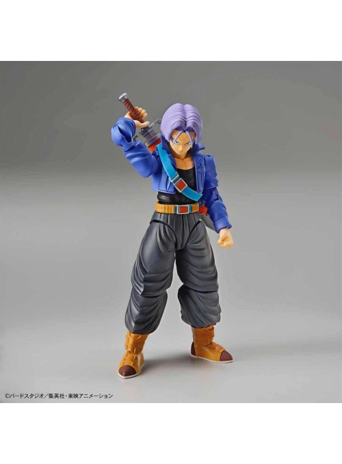 Trunks Super Saiyan Model Kit Figura 14 CM-Dragon Ball