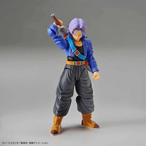 Trunks Super Saiyan Model Kit Figura 14 cm - Dragon Ball