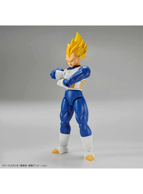 Vegeta Super Saiyan Model Kit Figura 14 CM-Dragon Ball