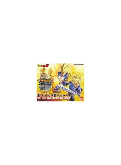 Trunks SS & Vegeta SS Model Kit Figura 16 CM-Dragon Ball