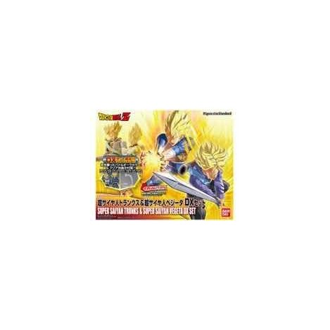 Trunks SS & Vegeta SS Model Kit Figura 16 cm - Dragon Ball