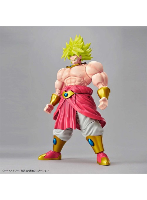 Legendary Super Saiyan Broly Model Kit Figura 17 cm - Dragon Ball