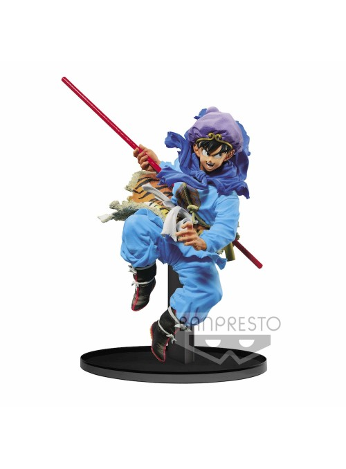 Goku Rey Mono World Figure Colosseum - Dragon Ball
