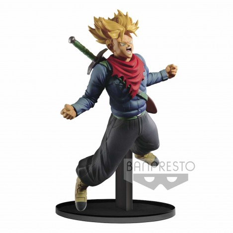 Trunks Super Saiyan World Figure Colosseum - Dragon Ball