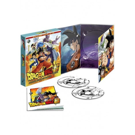 Dragon Ball Super BOX 1 BD la saga de la batalla de los Dioses Edicion Coleccionista-Dragon Ball