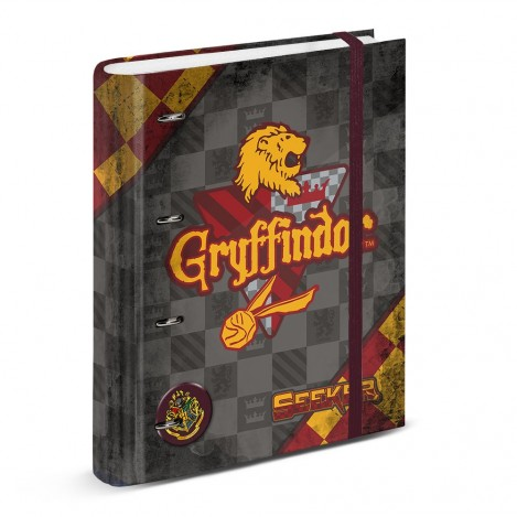Carpesano DIN A4 Quidditch Gryffindor - Harry Potter