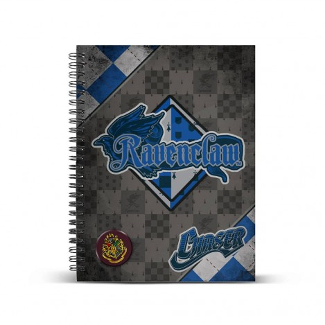 Book DIN A5 Quidditch Ravenclaw - Harry Potter
