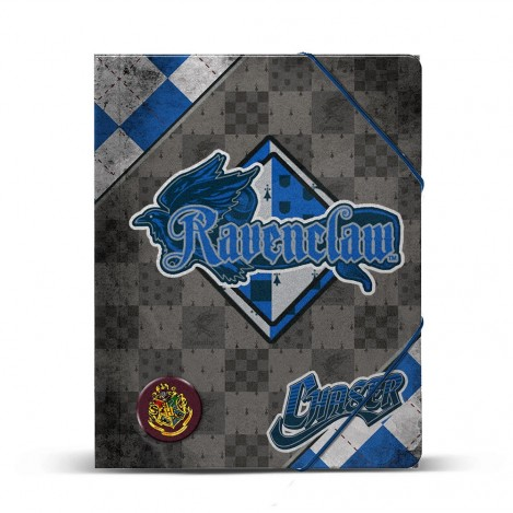 Carpeta DIN A4 Quidditch Ravenclaw - Harry Potter